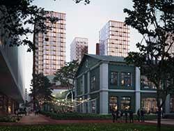 Lucky — новый проект от Vesper Премиум-класс от 24 млн рублей